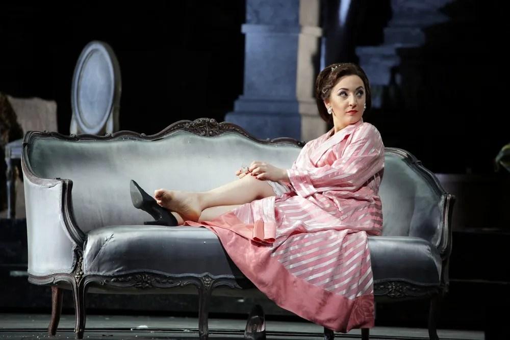 Don Pasquale with Rosa Feola © Brescia e Armisano, Teatro alla Scala 2018 02
