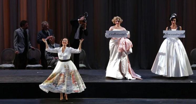 Don Pasquale with Rosa Feola © Brescia e Armisano, Teatro alla Scala 2018 05