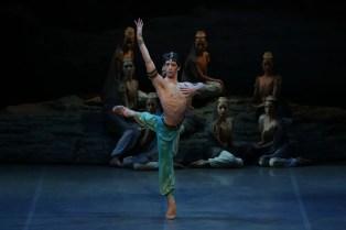 Le Corsaire, Mattia Semperboni, photo Brescia e Amisano, Teatro alla Scala 2018