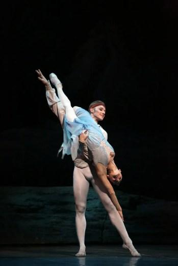 Le Corsaire, Nicoletta Manni and Timofej Andrijashenko, photo Brescia e Amisano, Teatro alla Scala 2018