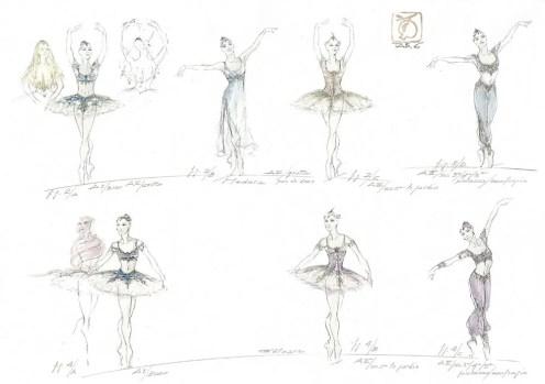 Le Corsaire designs by Luisa Spinatelli (6)