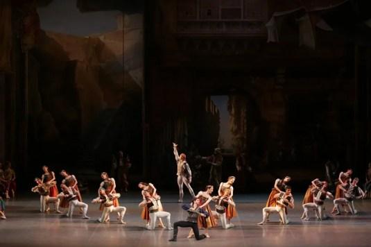 Le Corsaire, photo Brescia e Amisano, Teatro alla Scala 2018