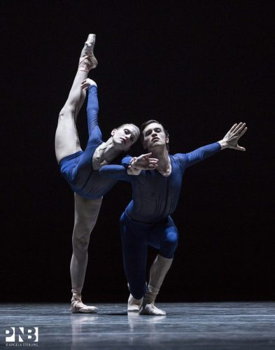 Steven Lock © Angela Stirling for Pacific Northwest Ballet 1
