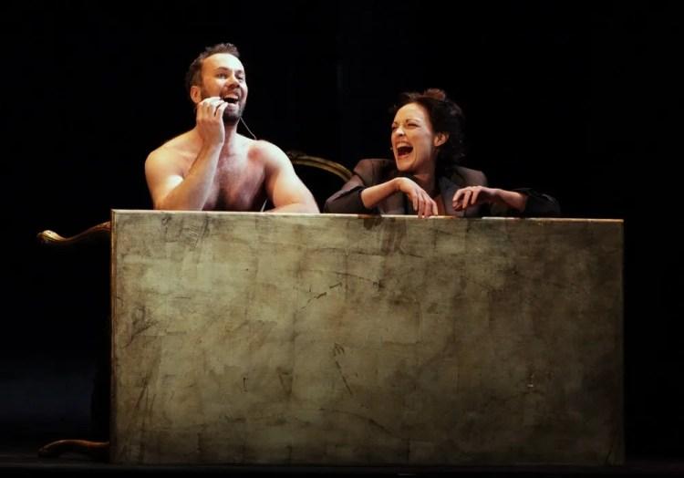 Allison Cook and Robin Adams Quartett, photo by Rudy Amisano