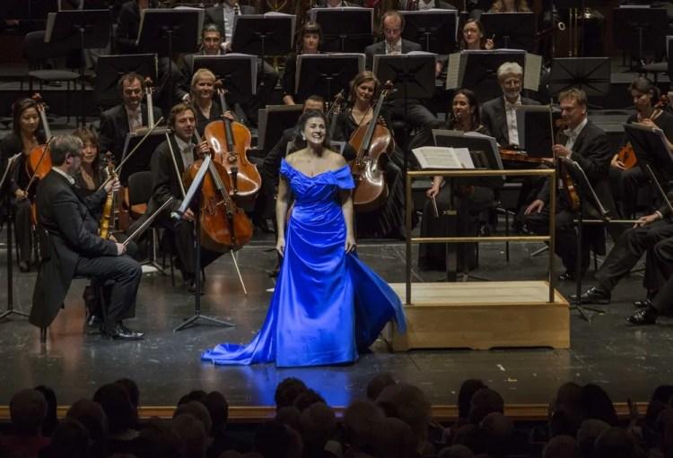 Cecilia Bartoli and the Staatskapelle Berlin, © Salzburger Festspiele, Marco Borrelli