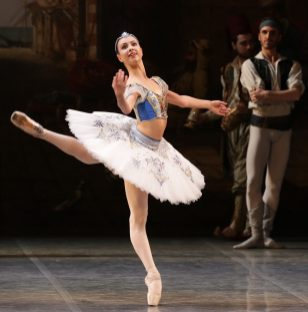 Le Corsaire with Agnese Di Clemente, photo by Brescia & Amisano, Teatro alla Scala 2018