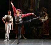 Le Corsaire with Federico Fresi, photo by Brescia & Amisano, Teatro alla Scala 2018