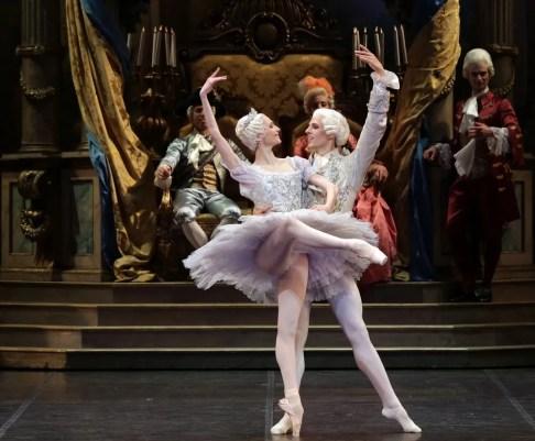 The Sleeping Beauty with Svetlana Zakharova and Germain Louvet, photo by Brescia e Amisano, Teatro alla Scala (6)