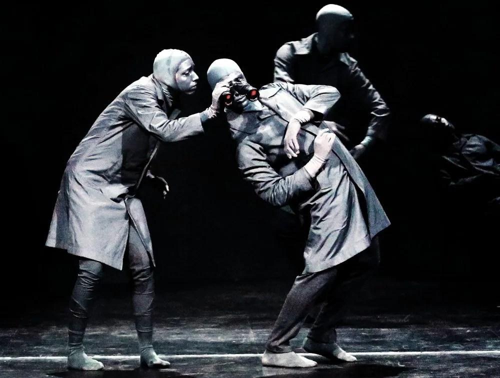 Kor'sia's Lamentate Trio by Mattia Russo and Antonio de Rosa © Ernesto Artillo