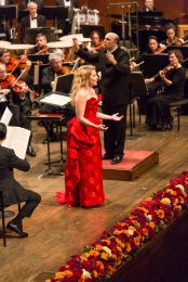 Richard Tucker Music Foundation 100th anniversary at Avery Fisher Hall with Joyce DiDonato