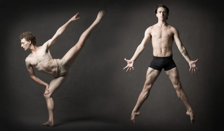 Skylar Campbell and Francesco Gabriele Frola, photos by Karolina Kuras