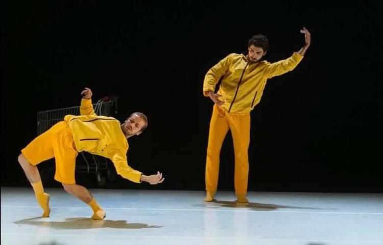Yellowplace by Mattia Russo and Antonio de Rosa