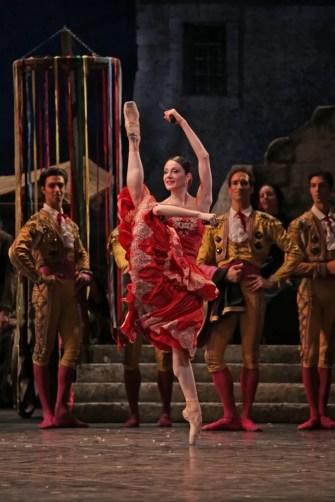 08 Don Quixote with Nicoletta Manni © Brescia e Amisano, Teatro alla Scala 2018