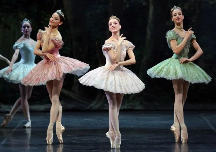 14 Don Quixote with Nicoletta Manni, Antonella Albano, Virna Toppi © Brescia e Amisano, Teatro alla Scala 2018
