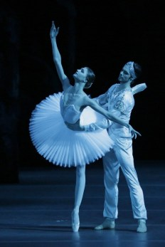 Alyona Kovalyova And Jacopo Tissi In La Bayadére, Photo By Damir Yusupov 2018