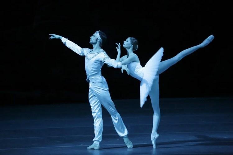 Alyona Kovalyova And Jacopo Tissi In La Bayadére, Photo By Damir Yusupov, 2018