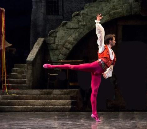 Don Quixote with Marco Agostino © Brescia e Amisano Teatro alla Scala