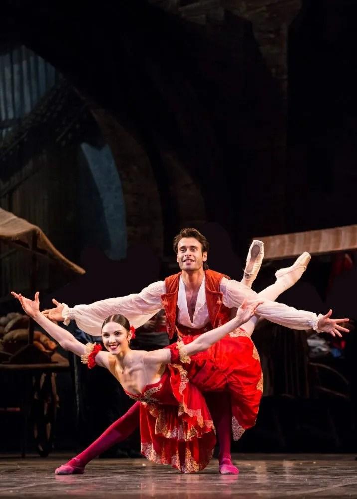 Martina Arduino and Marco Agostino make extraordinary role debuts in Don Quixote at La Scala