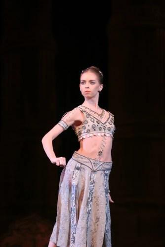 Ekaterina Krysanova As Gamzatti In La Bayadére, Photo By Elena Fetisova, Bolshoi Theatre, 2007