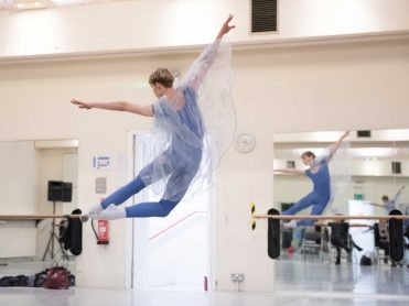 James Hobley In Rehearsals For My First Ballet Cinderella © Photography By Ash