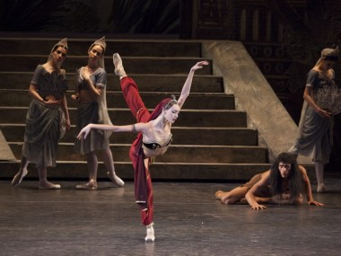 Olga Smirnova As Nikiya In La Bayadére, Photo By Damir Yusupov, 2018 01