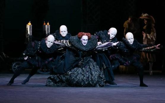 The Sleeping Beauty, English National Ballet, © Dasa Wharton 2018 11