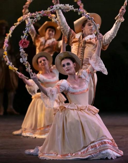 The Sleeping Beauty, English National Ballet, © Dasa Wharton 2018 12