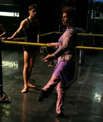Teatro Olimpico in Vicenza with Balletto di Roma in Romeo e Giulietta, choreography by Fabrizio Monteverde, 2009