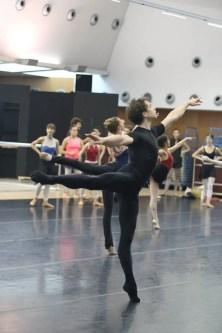 Class in Barcelona, photo by Sila Avaakum