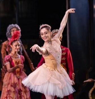 Marianela Nuñez in The Sleeping Beauty, Rome Opera Ballet © Yasuko Kageyama (3)