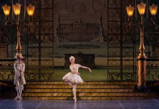 Marianela Nuñez in The Sleeping Beauty, Rome Opera Ballet © Yasuko Kageyama (4)