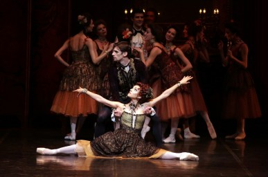 Manon - Martina Arduino and Nicola Del Freo, photo Brescia e Amisano, Teatro alla Scala, 17 October 2018