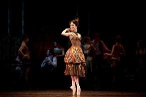 Mayerling - Marianela Nunez as Mitzi Caspar © ROH, 2017, photo by Alice Pennefather