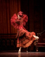 Mayerling - Sarah Lamb as Countess Marie Larisch © ROH, 2017, photo by Alice Pennefather