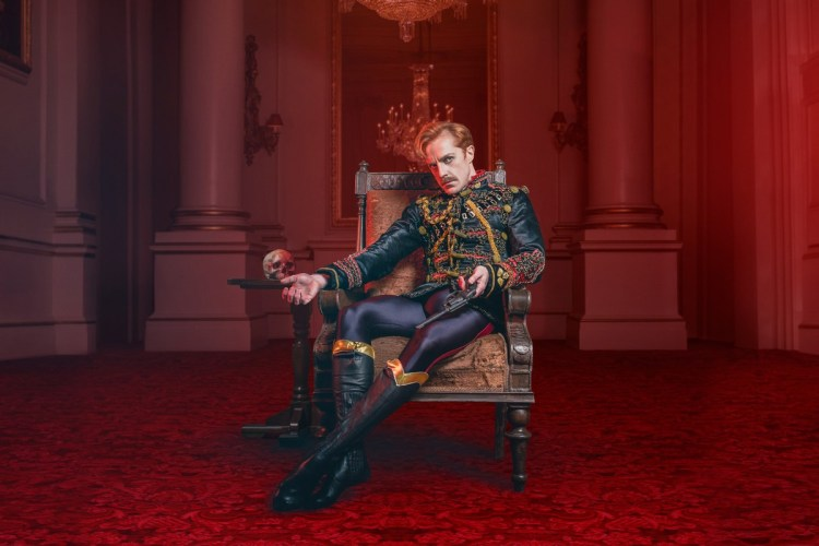 Mayerling - Steven McRae as Prince Rudolf © ROH, 2018