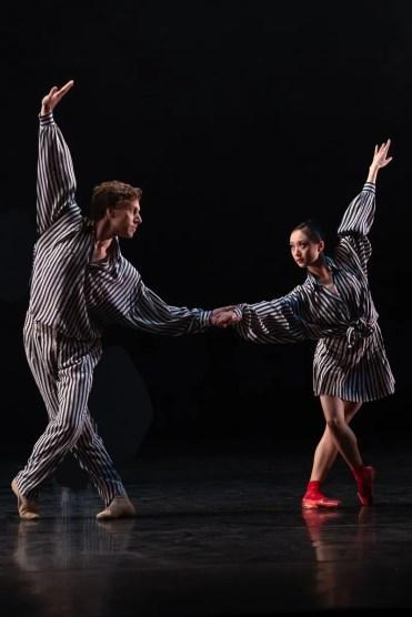 02 In the Upper Room by Twyla Tharp © Dasa Wharton, Birmingham Royal Ballet 2018