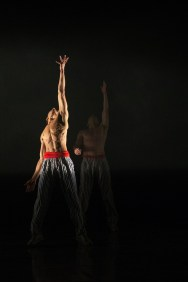 13 In the Upper Room by Twyla Tharp © Dasa Wharton, Birmingham Royal Ballet 2018 09
