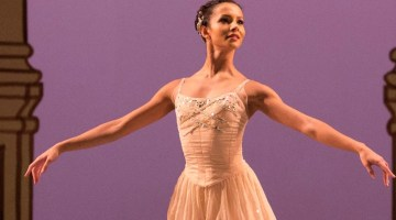 All sizes Francesca Hayward in Rhapsody The Royal Ballet © 2016 ROH Photograph by Helen Maybanks