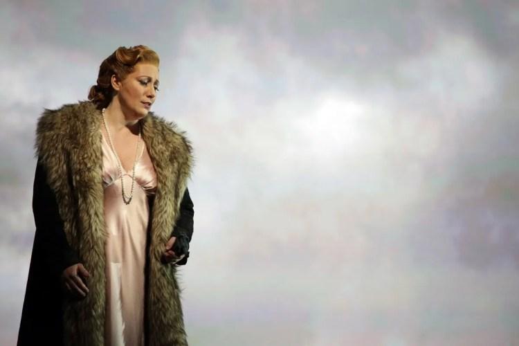 Attila, Teatro alla Scala with Saioa Hernandez photo Brescia e Amisano, Teatro alla Scala 2018 08