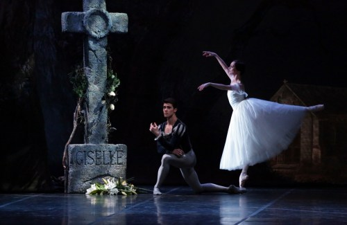 Giselle Maria Eichwald and Claudio Coviello photo by Brescia e Amisano, Teatro alla Scala 01