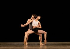 Infra. Tristan Dyer and Akane Takada ©ROH, 2018. Photographed by Helen Maybanks