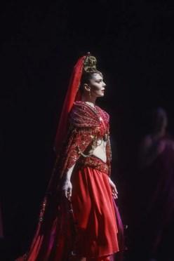 La Bayadère. Natalia Osipova as Gamzatti. ©ROH, 2018. Photographed by Bill Cooper. (2)