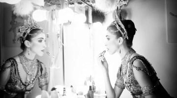 Yasmine Naghdi prepares for Gamzatti, photo by Dasa Wharton 15