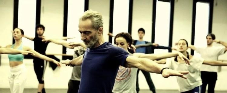 Angelin Preljocaj's Winterreise, rehearsal photo by Brescia and Amisano, Teatro alla Scala 2018 01
