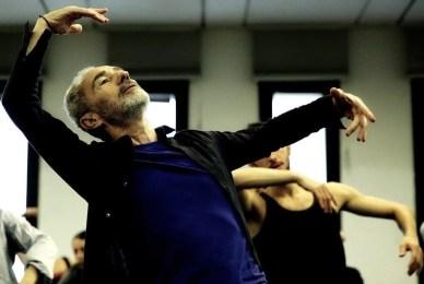 Angelin Preljocaj's Winterreise, rehearsal photo by Brescia and Amisano, Teatro alla Scala 2018 02