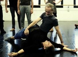 Angelin Preljocaj's Winterreise, rehearsal photo by Brescia and Amisano, Teatro alla Scala 2018 15