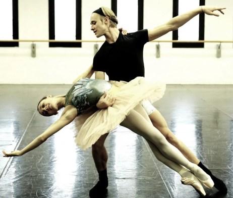Balanchine's Nutcracker with Nicoletta Manni and Timofej Andrijashenko