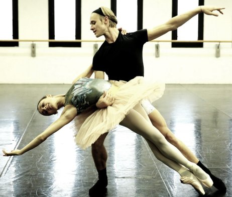 Balanchine's Nutcracker with Nicoletta Manni and Timofej Andrijashenko