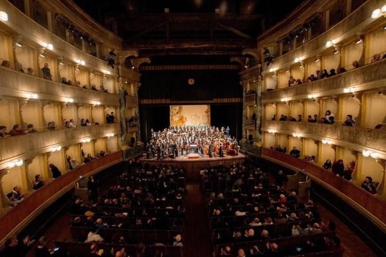 Concerto Mariella Devia, photo by Gianfranco Rota, Donizetti Opera 2018
