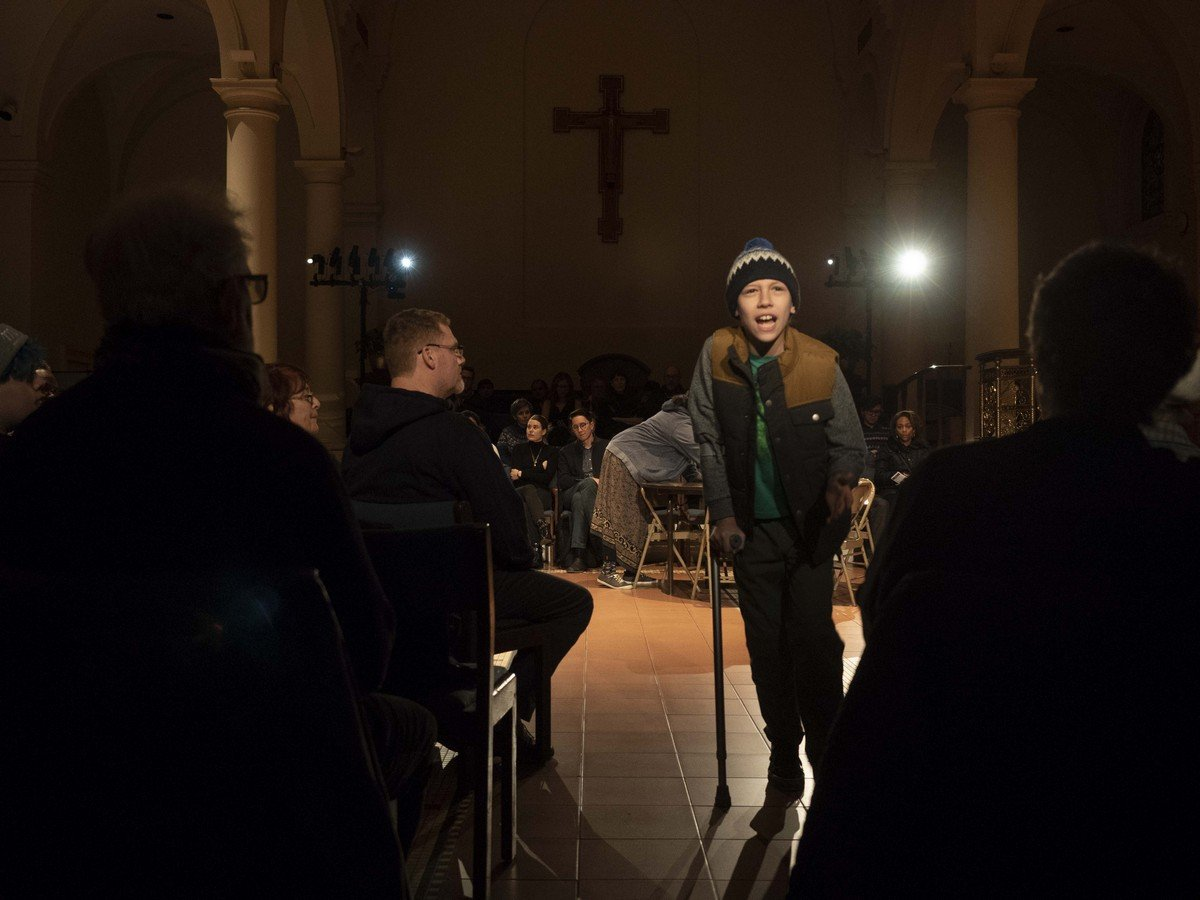 On Site Opera Amahl and the Night Visitors 15